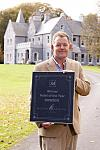 Alan Maloney - Owner Mount Falcon   Awarded AA Hotel of the Year 2009 - 2010