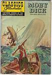 Moby Dick Classics Illustrated