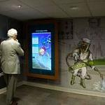 interactive panels tell seven different stories.