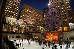 Rockefeller Center during the Holidays. (c)NYSDED. Used with permission.