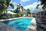 Chelsea House Hotel - Key West - Pool Area