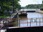 Daily public tours include the signature Erie Canal Experience of passing through a century old lock!