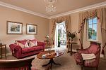 A luxury Suite at Lough Erne Resort