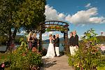 WFCRwedding  Spectacular wedding gardens on the shore of Lake Placid with the majesty of Whiteface Mountain as a backdrop.