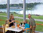 Interior Niagara Falls View Family