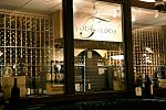 Wine room, temperature controlled and featuring over 500 wines from around the world.