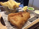 Fish and Chips - Howth
