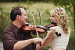 "Canadian fiddle virtuosos Natalie MacMaster and Donnell Leahy will perform ""A Celtic Family Christmas"" at the Mahaiwe Performing Arts Center on..."