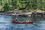Photo: Kate Ming-Sun  French River Canoe Trip- Ontario  https://wildwomenexpeditions.com/trips/french-river-canoe-trip/