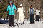 Cross country skiing is a great family activity for those of all ages