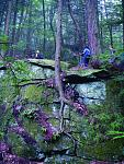 Appalachian Trail Hike - Ice Gulch - by Gary Schumer