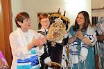 Congregation Ner Tamid del Sud and Rabbi Barbara celebrated the first Bar Mitzvah of one of our congregants. Alessandro P. became a Bar Mitzvah with...