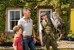 Make friends with Irish birds of prey at Westport House