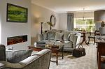 Lough Conn Presidential Suite Sitting Room, Hotel Westport