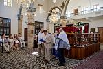 Caden B and his family share their pride in Caden's becoming a Bar Mitzvah in Greece's oldest synagogue. Caden dedicated his Bar Mitzvah to a Greek...