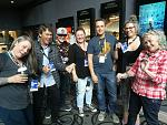 The Edmonton International Film Festival team, don the lanyards for another year. 170 films in 10 days!  www.edmontonfilmfest.com