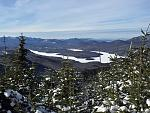 Whiteface View - Photo taken from the summit of Little Whiteface Mountain