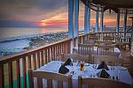 Gulf Front Casual Fine Dining at Award-Winning Beach Walk Cafe Onsite at the Inn