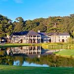 The Clubhouse at Fota Island Resort.