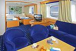 Suite on board Ulysses.