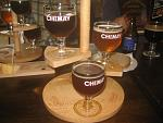 chimay beer tasting