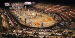 The Dixie Stampede experience unfolds before your eyes in a giant 35,000-square foot arena.