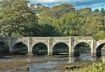 Buncrana Castle Bridge Inishowen Donegal Ireland