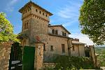 The Conti Beccaris Castle-Villa in Poggio Catino, about 50 km from the center of Rome. This little castle was commissioned by General Giovanni...