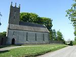Templeharry Church, Moneygall, Offaly Ireland where President Obama's Irish ancestors worshipped and where his 3rd Great Grandfather was baptized