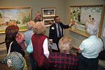 Norman Rockwell Museum gallery. Photo by Jeremy Clowe. �Norman Rockwell Museum. All rights reserved.