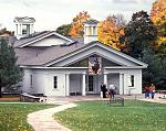 Norman Rockwell Museum (exterior). Photo by Art Evans. �Norman Rockwell Museum. All rights reserved.