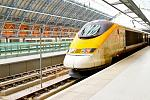 Eurostar ready for its journey to Paris via the Chunnel