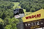 Wildcat Mountain is located in Pinkham Notch, New Hampshire, 100% within the White Mountain National Forest.