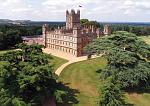 Highclere Castle, seen here from the south east, is the home of the 8th Earl and Countess of Carnarvon. It has also achieved worldwide fame of the...