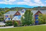 Fairfield Inn Five Oaks provides a great lodging option for Girlfriends' Getaways - it's directly across the street from Tanger Five Oaks Factory...
