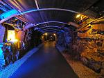 Underground Tunnell access to mine at Arigna Mining Experience, Co. Roscommon Ireland