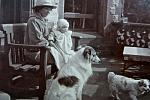 Marjorie Ide of Vermont adjusts to Irish country house life in 1914. She had married Shane Leslie, the heir to Castle Leslie, disbarred for...