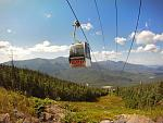 Wildcat Mountain in Pinkham Notch, New Hampshire is home to the state's highest scenic gondola offering one-of-a-kind views of the White Mountains,...