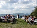 Summit wedding