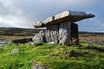 Dolmen, one of many you will find in Ireland