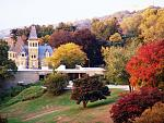 Hudson River Museum, Andrus Planetarium and Glenview mansion, Yonkers
