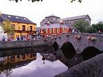 Westport, a lively town in the west of Ireland, lots of great accommodation and a great base for the west coast.