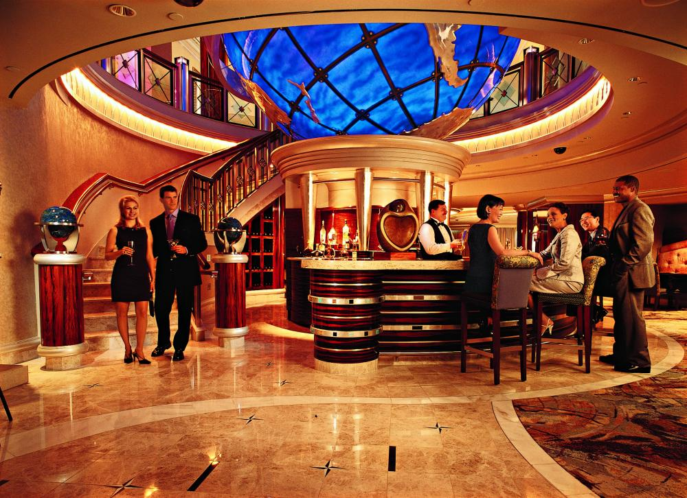 Paragon Restaurant Bar Foxwoods Grand Pequot Tower Hotel