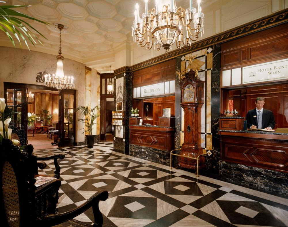 Hotel Bristol A Luxury Collection Vienna