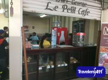 Click here to view the Guide:  Le Petit Cafe Fort George Belize Airport