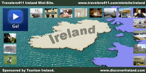 Travelers411 Ireland Mini-Site