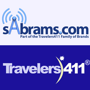 Sabrams.com part of the Travelers411 Family of Brands