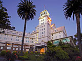 Claremont Hotel, Berkeley, California, USA.