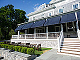 The Kemble Inn in Lenox, Massachusetts, USA