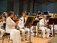 The Boston Pops at Tanglewood
